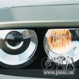 Dodge Challenger SRT8 2009 [EPM] pour GTA 4 roues