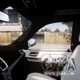 Cadillac Escalade ESV für GTA 4 obere Ansicht