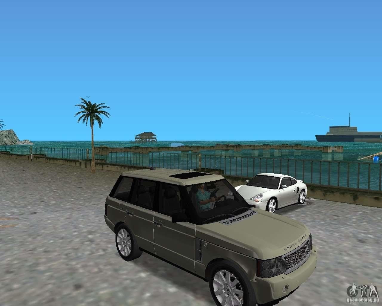 Rang Rover 2010 F 252 R Gta Vice City