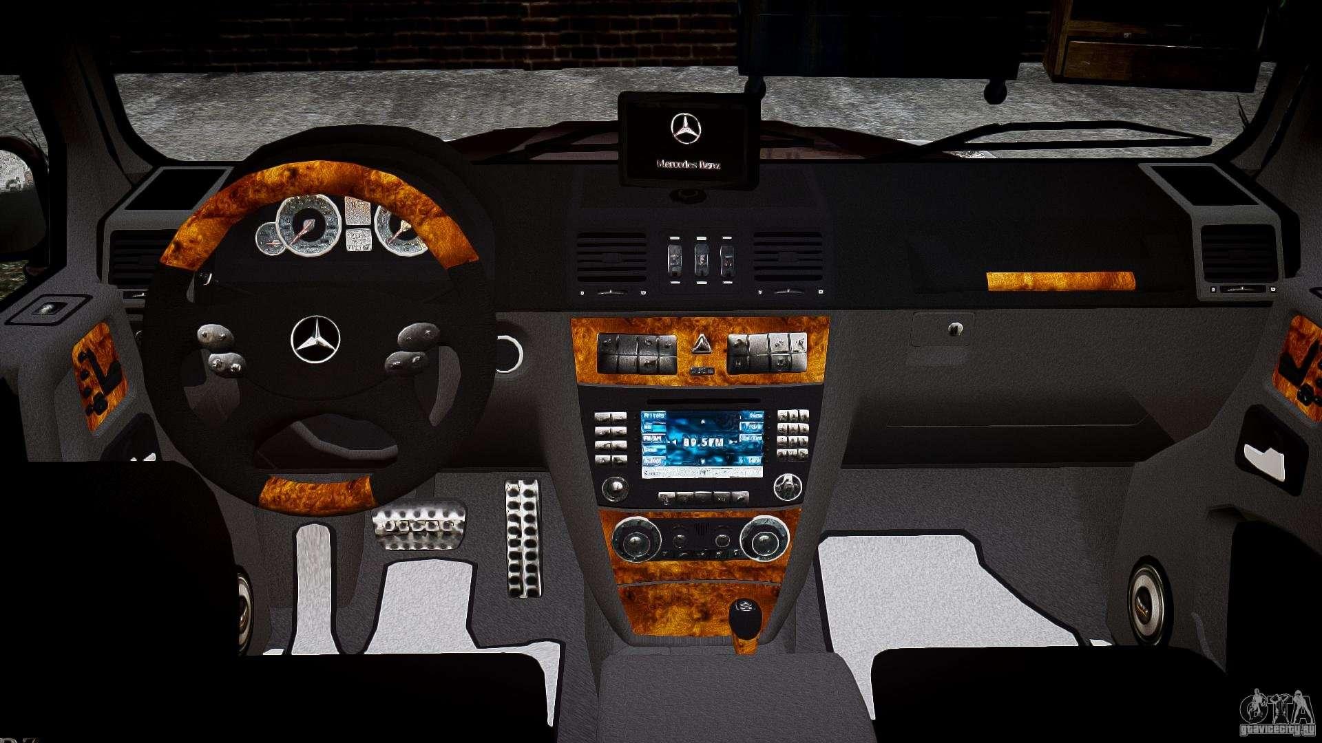 Mercedes Benz G55 Amg Final F 252 R Gta 4