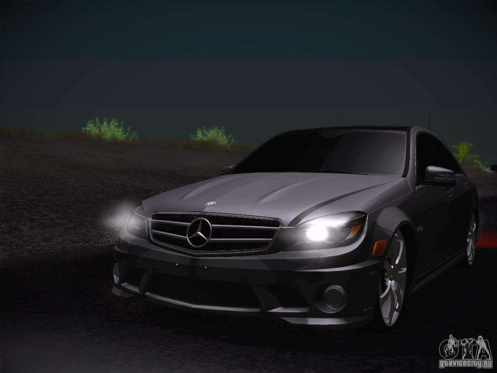 mercedes benz s63 amg pour gta san andreas. Black Bedroom Furniture Sets. Home Design Ideas