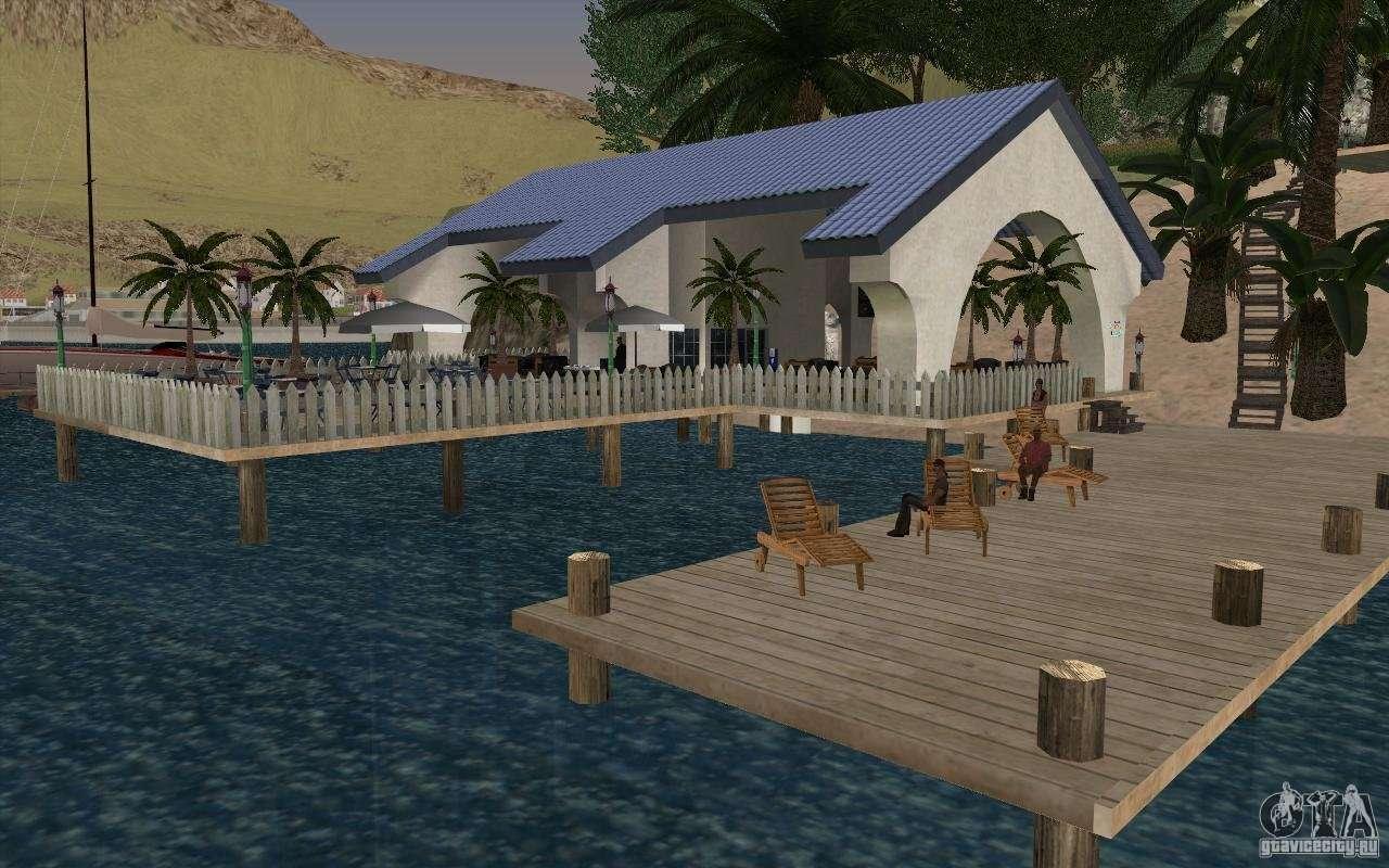 Beach Club pour GTA San Andreas