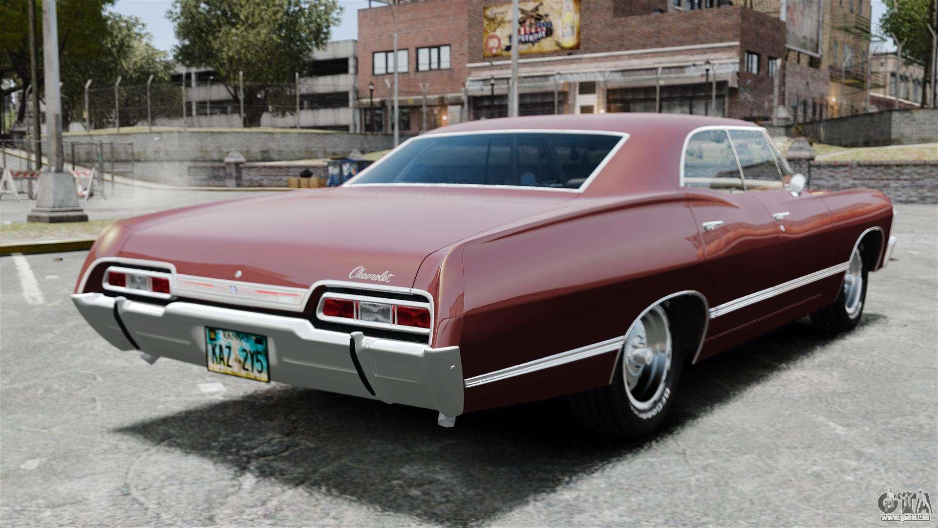 Impala Chevrolet 1967 – Idee immagine auto