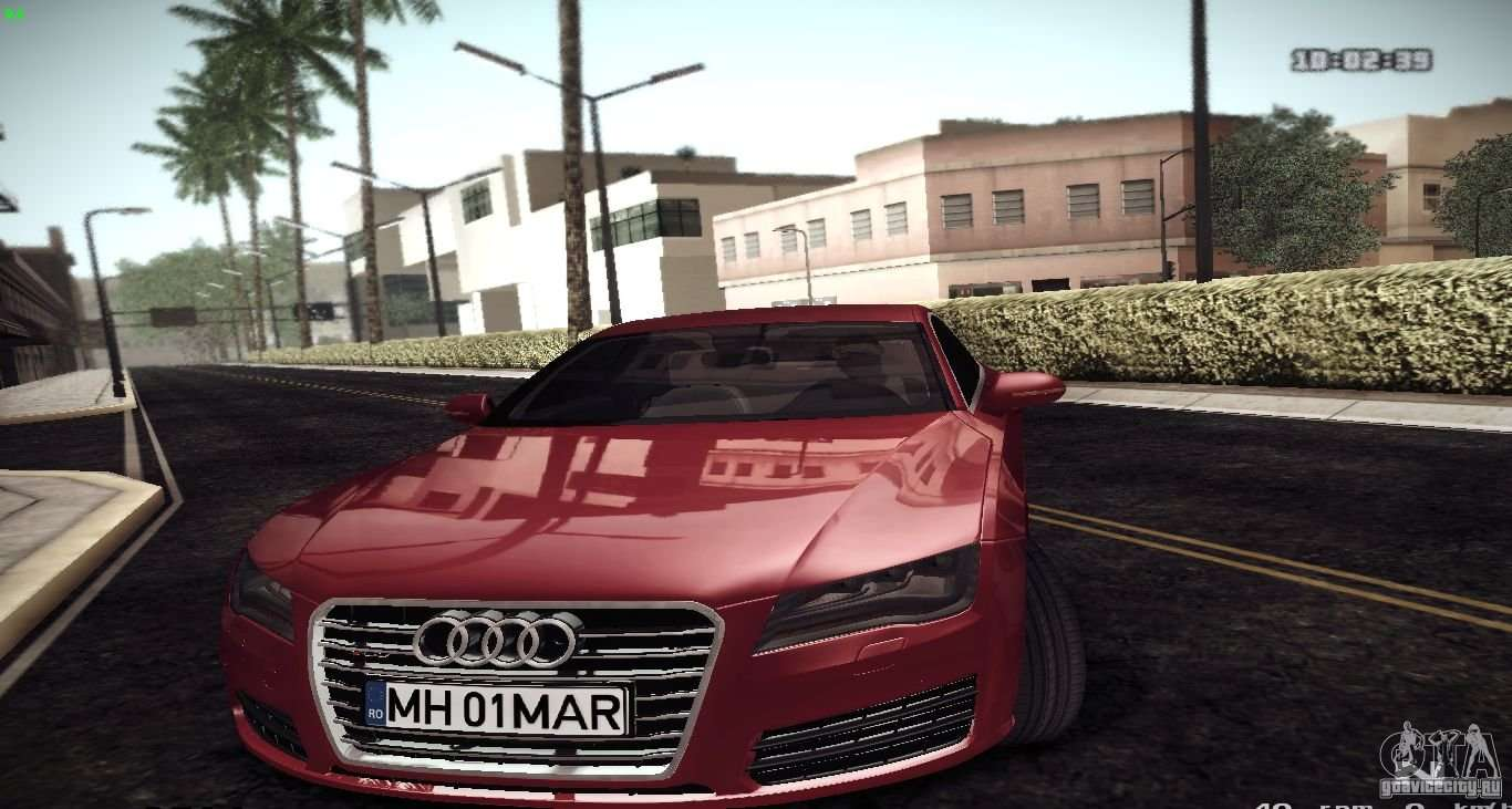Paradise Graphics Mod (SA:MP Edition) für GTA San Andreas