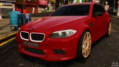 BMW M5 F10 2012 Hamann