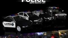 GTA San Andreas SAPD POLICE PACK