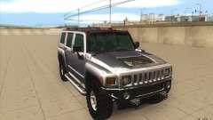 Hummer H3 pour GTA San Andreas