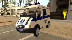 GAZ 2217 Sobol Polizei