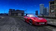 Mazda RX-7 FnF