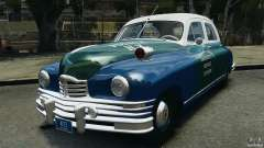 Packard Eight Police 1948