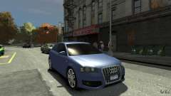 Audi S3 2006 v1. 1 tonirovanaâ
