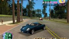 Porshe de GTA 3
