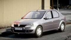 Dacia Logan v1.0 pour GTA 4