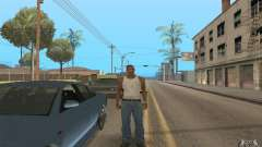 Theft of vehicles 1.0 pour GTA San Andreas