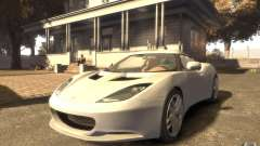Lotus Evora 2009