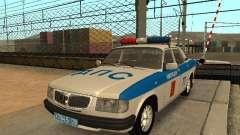 GAZ 3110 Polizei