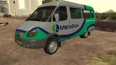 Gazelle 32213 Megaphon