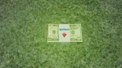 USA-Banknoten im Wert von $ 50