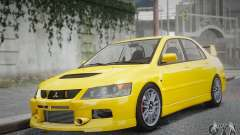 Mitsubishi Lancer Evolution IX MR 2006 für GTA 4