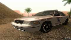 Ford Crown Victoria Louisiana Police