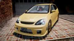 Honda Civic Type R 2005