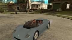 Volkswagen W12 für GTA San Andreas