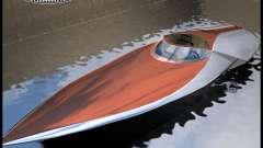 Bugatti Sang Bleu Speedboat