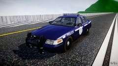Ford Crown Victoria Homeland Security [ELS] für GTA 4