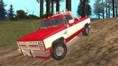 Chevrolet Silverado 2500 für GTA San Andreas