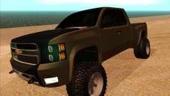 Chevrolet Silverado ZR2