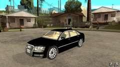 Audi A8 de transporteur 3
