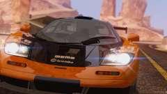 McLaren F1 JGTC Tuning 1995
