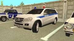 Mercedes-Benz GL500 Polizei