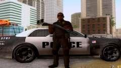 Ein Polizist aus CoD: BO2