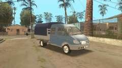 GAZ Gazelle 33023 Bauer