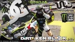 Ken Block Gymkhana 5 Clothes (Unofficial DC) pour GTA 4