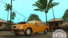 Taxi GAZ Volga 3110