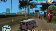 UAZ ambulance v2.0