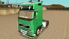 Volvo FH16 Globetrotter Officiel