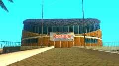 Das neue Gebäude des LV