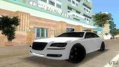 Chrysler 300C SRT V10 TT Black Revel 2011 pour GTA Vice City