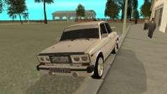 VAZ 2106 West Stil