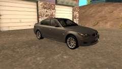 BMW M5 E60 2009 v2 für GTA San Andreas