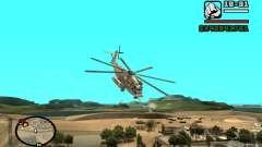 Sikorsky MH-53 avec trappe fermée
