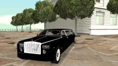 Rolls-Royce Phantom Limousine Chauffeur 2003