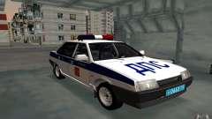 VAZ 21099, Polizei