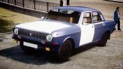 Volga gaz-2410 1989 v2.1