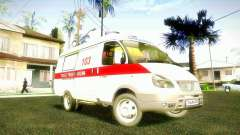Gazelle 2705 Bakou AMBULANS