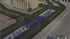 Nouvelle route, San Fierro