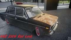 Vaz 2106 Rat look